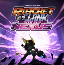 Ratchet and Clank into the Nexus Audio