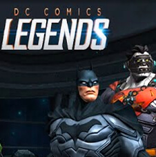 dc comic legends