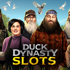 Duck Dynasty Slots Audio Design