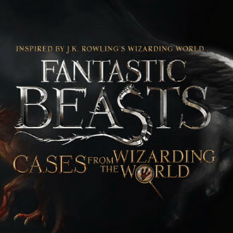 Fantastic Beasts: Cases