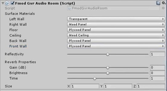 Somatone VR Audio Tutorials - Unity+FMOD+Resonance Audio
